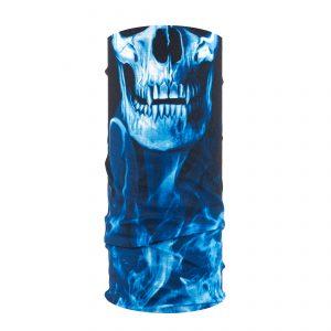 Skull Tech - Blauw