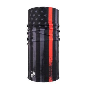 Verenigde Staten - Zwart - Rood