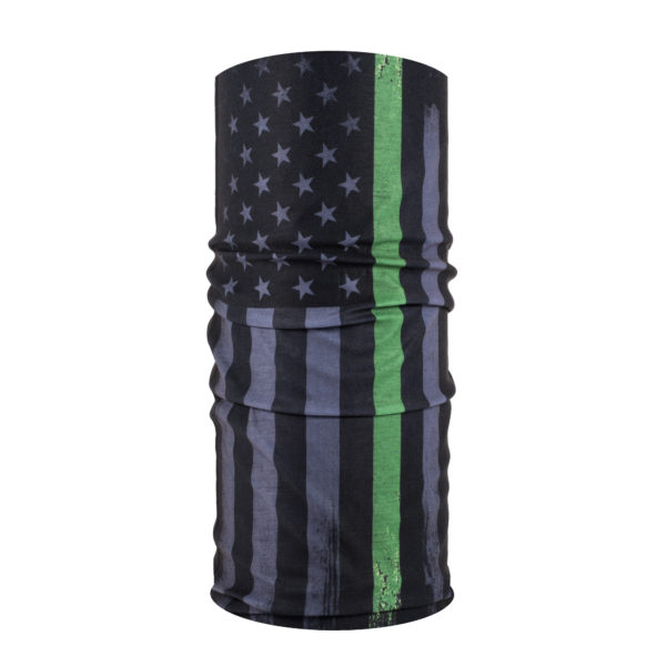 Verenigde Staten - Zwart - Groen