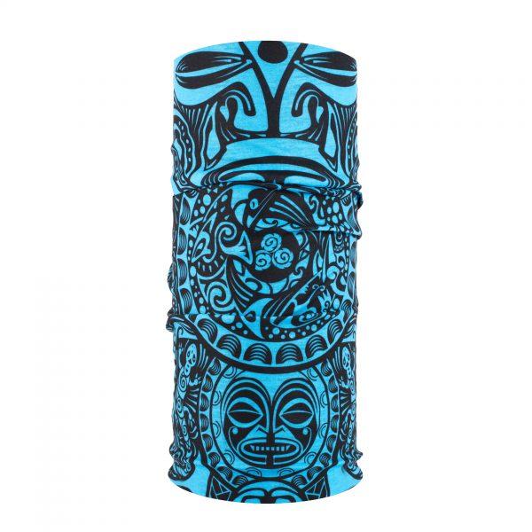 Polynesische Tribal - Blauw
