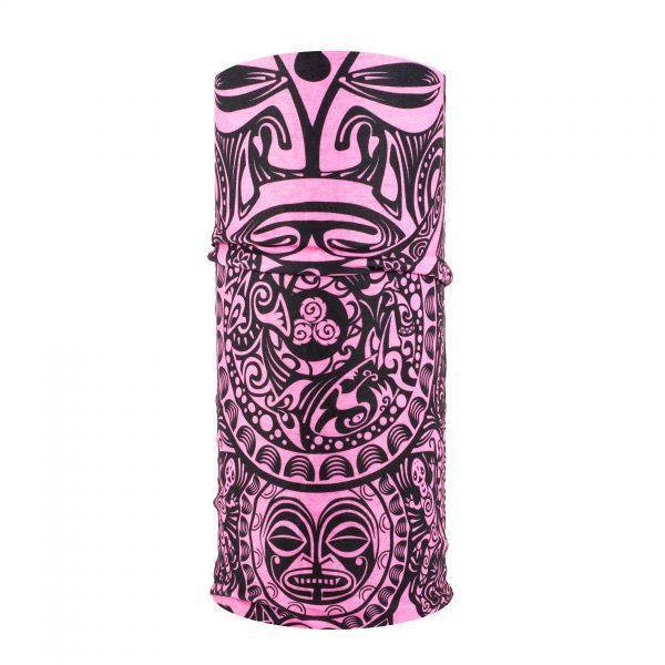 Polynesische Tribal - Roze
