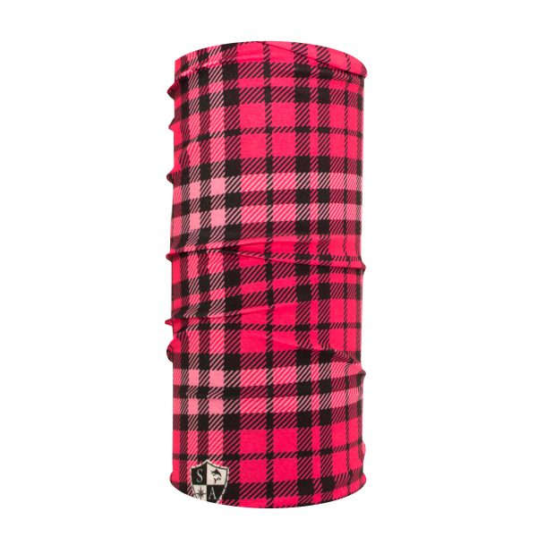 Roze Plaid